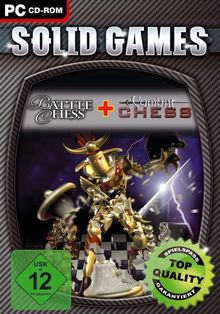Battle Chess + Combat Chess [Solid Games]