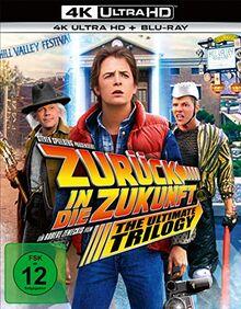 Zurück in die Zukunft - Trilogie (4K Ultra HD) [Blu-ray]