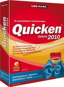 Quicken Deluxe 2011 (Version 18.00)