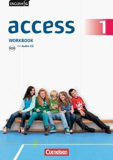 Band 1: 5. Schuljahr - Workbook mit CD