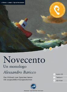 Novecento-Italienisch lernen mit A. Baricco