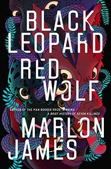 Black Leopard, Red Wolf: The Dark Star Trilogy 1
