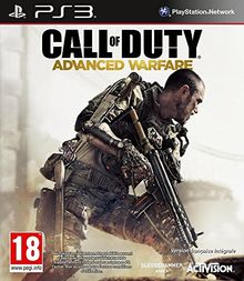 Call Of Duty: Advanced Warfare Edition D1 Jeu PS3
