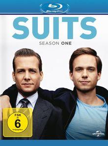 Suits - Season 1 [Blu-ray]