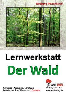 Lernwerkstatt - Der Wald