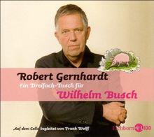 Ein Dreifach Tusch für Wilhelm Busch. CD