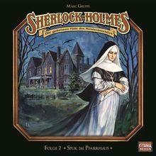 Sherlock Holmes, Folge 2: Spuk im Pfarrhaus