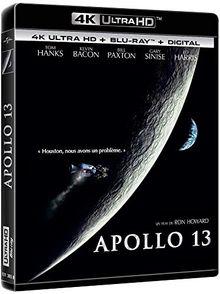 Apollo 13 4k ultra hd [Blu-ray] [FR Import]
