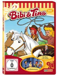 Bibi und Tina - Das Western-Turnier/Das Pferd in der Schule