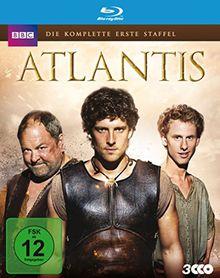 Atlantis - Staffel 1 [Blu-ray]