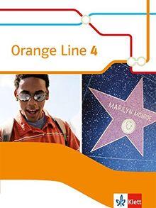 Orange Line / Ausgabe 2014: Orange Line / Schülerbuch (Fester Einband) Klasse 8: Ausgabe 2014