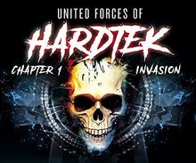 United Forces Of Hardtek 01-Invasion