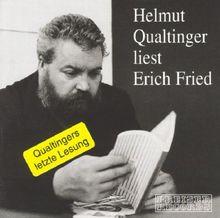 Liest Erich Fried
