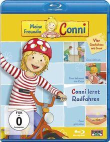 Meine Freundin Conni 1 - Conni lernt Rad fahren [Blu-ray]