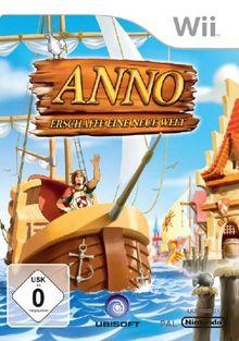 Anno - Erschaffe eine neue Welt - [Nintendo Wii]