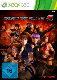 Dead or Alive 5 (XBox360)
