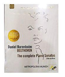 Beethoven: Sämtliche Klaviersonaten [Blu-ray]