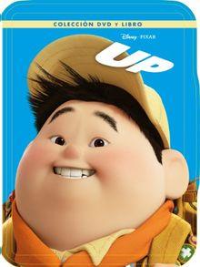 Disney Pixar Up: Dvd y Libro [Spanien Import]