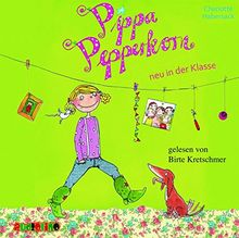 Pippa Pepperkorn - neu in der Klasse