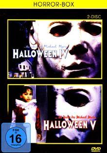 Halloween Box 4 & 5 [2 DVDs]