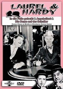 Laurel & Hardy - In die Falle gelockt / Angeheitert / Die Dame auf der Schulter