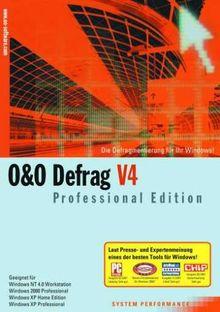 O&O Defrag V4 Professional