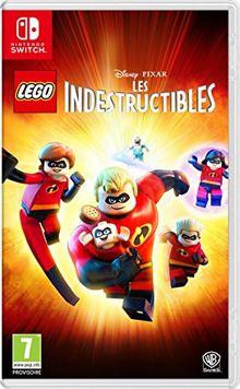 LEGO Disney/Pixar LES INDESTRUCTIBLES Jeu SWITCH