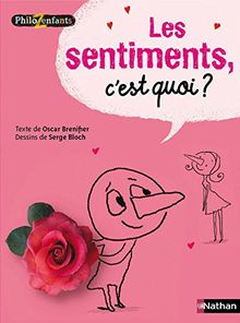 Les sentiments, c'est quoi?; Gefühle - Was ist das?, französische Ausgabe