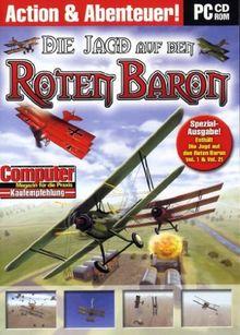 Die Jagd auf den roten Baron 1+2