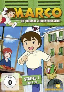 Marco - Staffel 1, Folge 01-26 [3 DVDs]