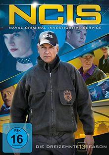 NCIS - Season 13 [6 DVDs]
