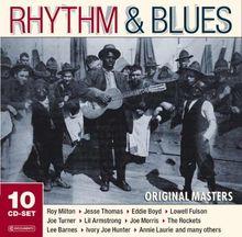 Rhythm & Blues-Wallet Box
