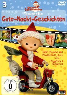 Unser Sandmännchen (Folge 03) - Traumhafte Gutenachtgeschichten