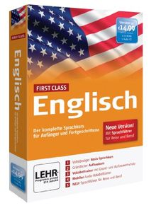 First Class Sprachkurs Englisch 14.0