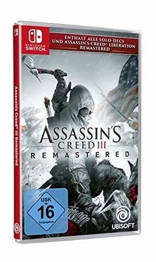 Assassin's Creed III Remastered - [Nintendo Switch]