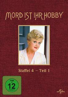 Mord ist ihr Hobby - Staffel 4.1 [3 DVDs]