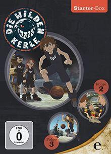 Die wilden Kerle - Starter-Box [3 DVDs]