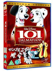 101 Dalmatians - Platinum Edition [UK Import]