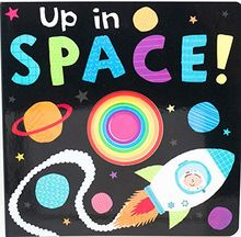 Up In Space!
