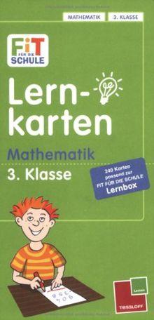 Lernkarten Mathematik 3. Klasse