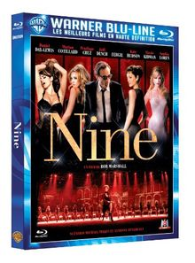 Nine [Blu-ray] [FR Import]