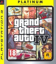 Grand Theft Auto IV [UK-Import]