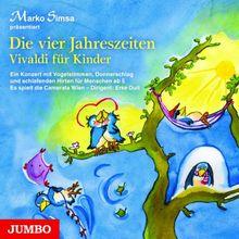 Die vier Jahreszeiten - Vivaldi für Kinder