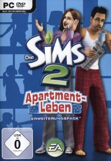 Die Sims 2 - Apartment-Leben (Add-On) [Software Pyramide]
