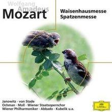 Mozart: Waisenhausmesse. Spatzenmesse (Eloquence)