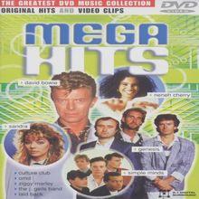 Mega Hits - Original Hits and Video Clips