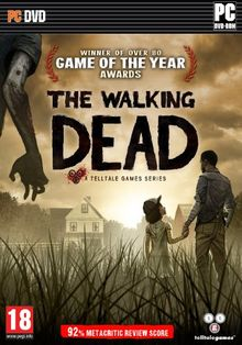 NEW & SEALED! The Walking Dead PC DVD Game UK PAL