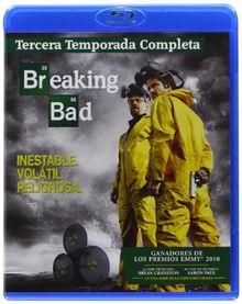 Breaking Bad - 3ª Temporada (Blu-Ray) (Import) (2013) Bryan Cranston; Anna G