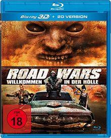 Road Wars 3D - Willkommen in der Hölle [3D Blu-ray]