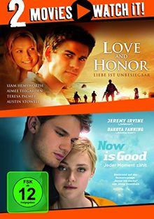 Love and Honor / Now Is Good - Jeder Moment zählt [2 DVDs]